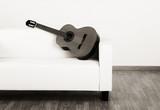 Solitude guitar poster