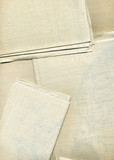 Linen Canvas Background Texture poster