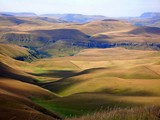 Drakensberg - Mountain View