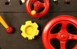 Lathe valves poster