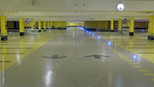 parking jaune - 5256307