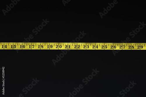 Measuring tape, detail