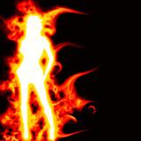 Hot girl poster