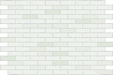 Wall from a white brick. A background. A vector illustration.