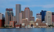 Boston City Skyline - 5274997