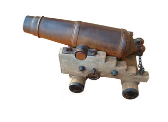 Old Cannon 1835