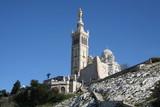 Notre Dame de la Garde à Marseille poster