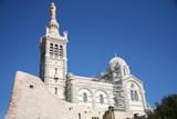 La cathédrale Notre Dame de la Garde poster