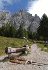 Alps Water Fountain