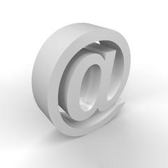 White E-Mail