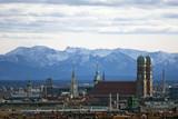 Fototapety München Panorama
