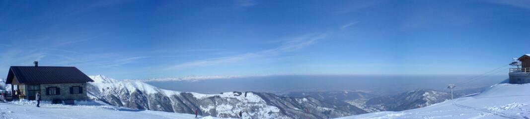 panorama dalle piste da sci di artesina (2)