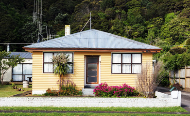 House in New Zealand