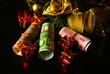 Euros as Christmas gifts