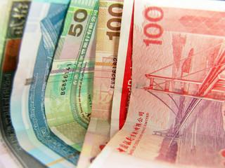 Hong Kong Paper Currency