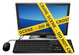 Scène de crime informatique poster