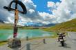 Kreuz mit See in den Alpen no.1