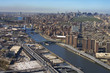 Harlem River and Bronx.