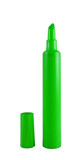 green highlighter isolated poster