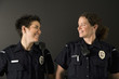 Two Policewomen.