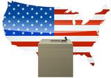 Election américaine poster