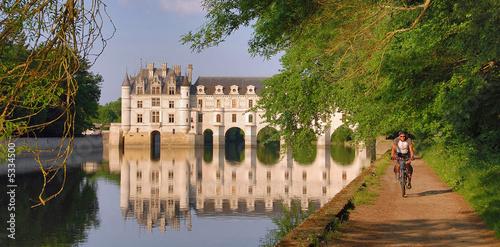 Papiers peints Chateau Castello di Chenonceau