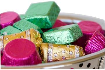 Xmas chocolates