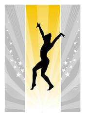 Olympic Games - Gymnast