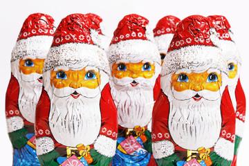 Weihnachten, Nikolaus, Weihnachtsmann
