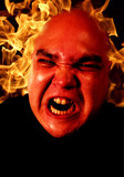 Anger management poster boy poster