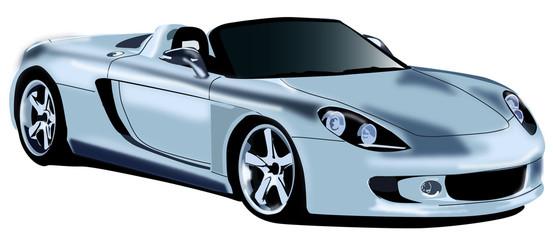 voiture grise 2