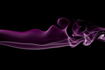 purple smoke backgroung