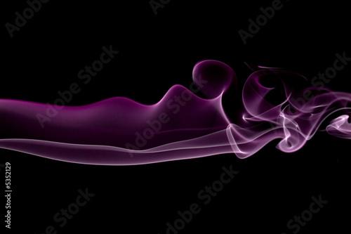 purple smoke backgroung - 5352129