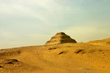 The Famous Step Pyramid of King Zoser