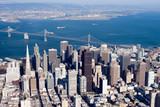 Downtown San Francisco, California-