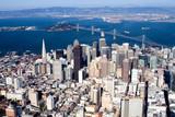 Fototapety Downtown San Francisco, California