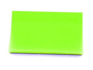 paquet de post-it calque vert