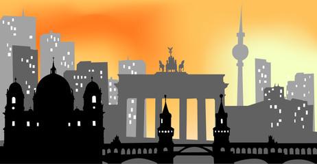Berlin - Cityscape