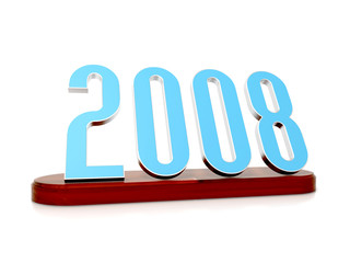 2008 symbol