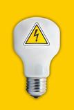 danger électricité poster