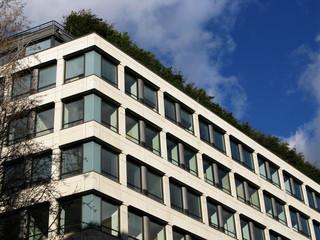 Immeuble de bureaux, Paris.