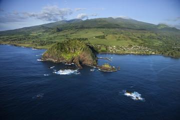 Hawaiian Coast.