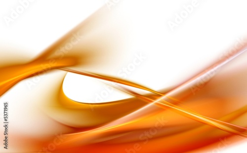 Modern colorful 3D rendered abstract background