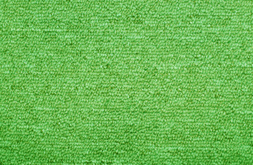 green carpet surface background
