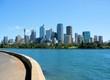 Leinwandbild Motiv Skyline Sydney