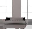 Furniture in a modern interior 3d image