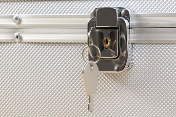 Keys in locker