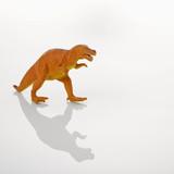 Toy dinosaur. poster