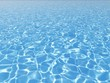 blue water surface in outdoor pool - 5382335