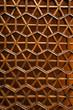 Wooden pattern.